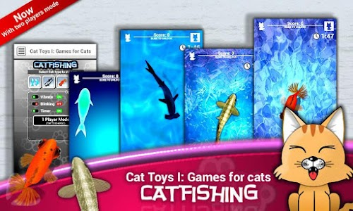 Cat Toys I: Games for Cats - NO ADS 3.0 (Paid)