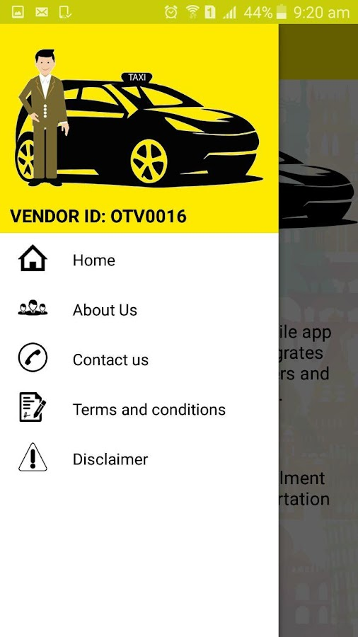 OurTour - Vendor App- screenshot