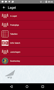 Örebro Hockey- screenshot thumbnail