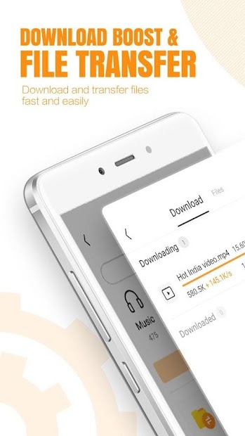 Screenshot - UC Browser- Free Fast Video Downloader, News App