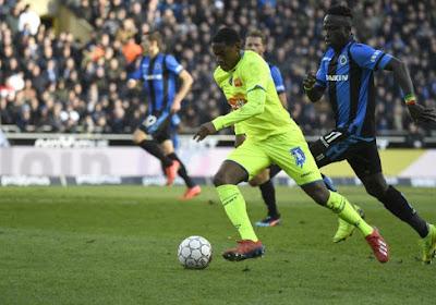 Le Club de Bruges n'a toujours pas gagné à domicile en 2019