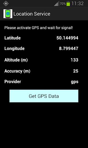 Location Service  screenshots 2