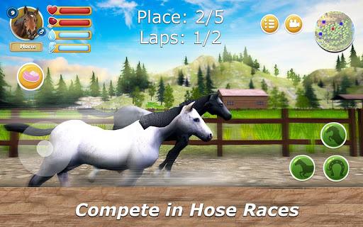 Horse Stable: Herd Care Simulator