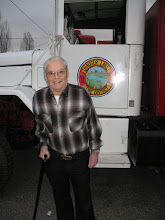 Photo: Our first Fire Chief, Robert Wachter