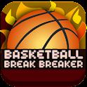 Basketball Brick Breaker 2016 icon