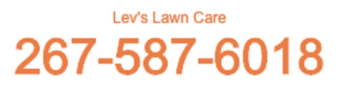 Lev's Lawn Care - Follow Us