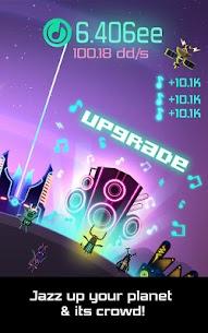 Groove Planet MP3 MOD Apk 2.0.5 (Unlimited Stones) 3