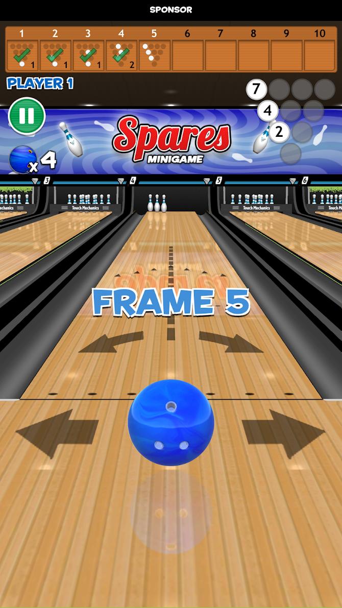 Strike! Ten Pin Bowling Android 5