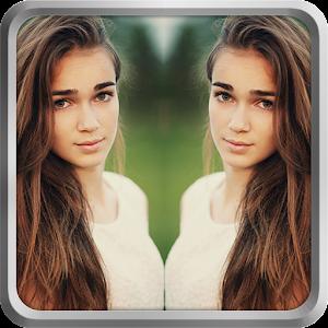 Mirror Image Photo Editor Pro Gratis