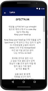 TRCNG Songs Lyrics - náhled
