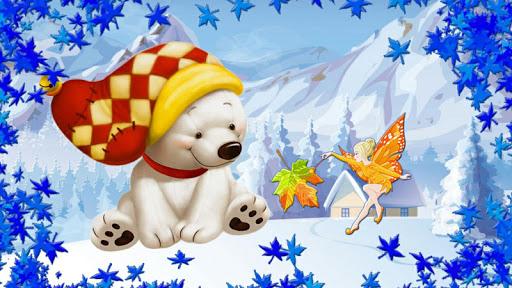 Пазлы феи и медведи