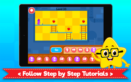Coding Games For Kids - Learn To Code With Play 2.3.1 screenshots 23