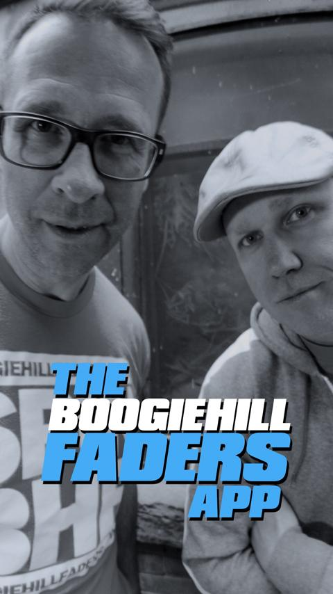 The Boogie Hill Faders App- screenshot