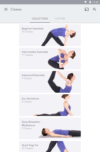 Yoga Studio: Mind & Body Programos (APK) nemokamai atsisiųsti Android/PC/Windows screenshot