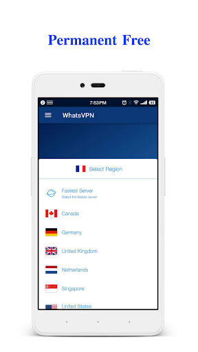 WhatsVPN - Unlimited Free VPN  screenshots 3