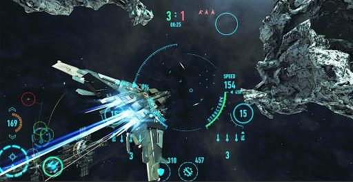 Star Combat Online  captures d'écran 1