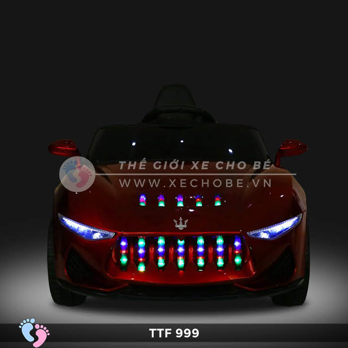 Xe hơi điện trẻ em TTF 999 13