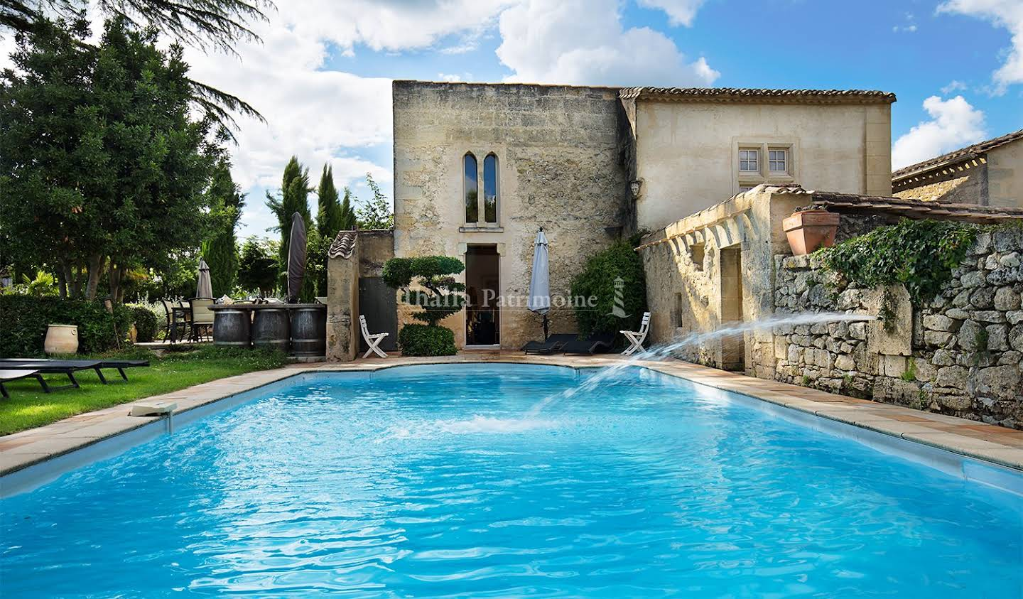 Property with pool Saint-Emilion