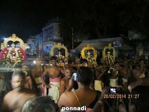 Photo: AchAryas performing mangaLAsAsanam to AzhwAr and returning to their sannidhis