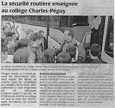Photo: 20080126 CO Sécurité Routière