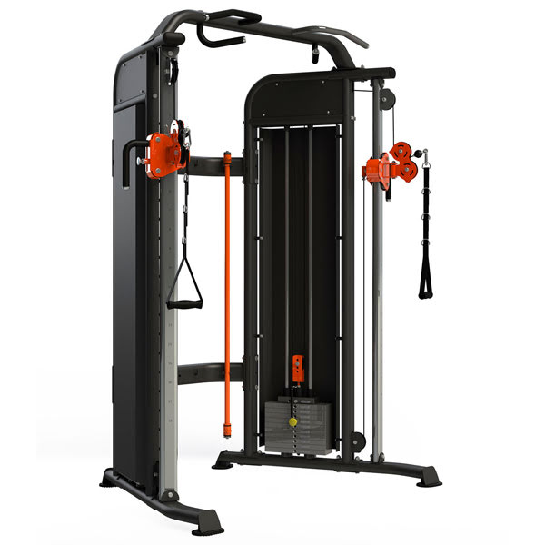 Functional Trainer x17, 2x66 kg