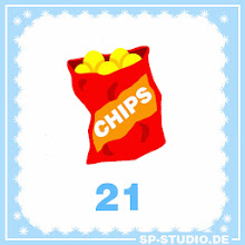 Photo: www.sp-studio.de Christmas Special, day 21: Potato chips! Or crisps for our British friends.