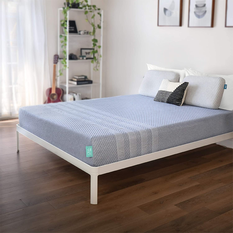 """Leesa 10"""" King Size, Memory Foam Mattress Bed-in-a-Box"""