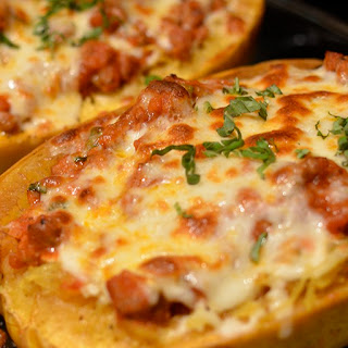 Baked Spaghetti Squash Seasoning Recipes