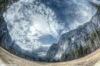 Photo: Enjoy the Silence  This is Yosemite Park. I always use fisheye to capture half of the visible world:-) Canon 15mm Fisheye lens, 4 exposures HDR, photomatix + Photoshop.  If you like HDRography (hehe:-) take a look at www.realisticHDRbook.com, we have a huge discount sale on one of our most popular e-books!