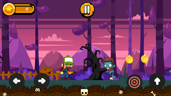 Zombie Warriors- screenshot thumbnail