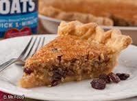 Grannie's Oatmeal Raisin Pie Recipe