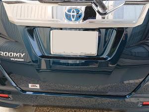 ルーミーカスタムのカスタム事例画像 トニー(美装車 tonio)さんの2020年05月06日15:08の投稿