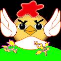 Chicken Defense Free icon