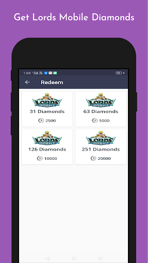 mGamer - Win Free Diamonds, UC, Royal Pass & Cash  screenshots 8