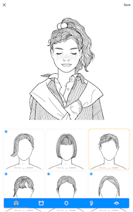 App DRAWU - draw and paint your portrait APK for Windows Phone