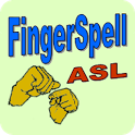 Finger Spell ASL icon