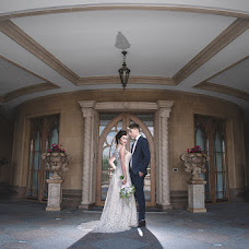 Wedding photographer Serhiy Prylutskyy (pelotonstudio). Photo of 25.12.2016