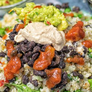 Mexican Fiesta Cauliflower Rice [Vegan, Gluten-Free]