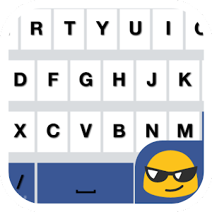 White Emoji Keyboard Emoticons