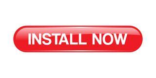 install now button grammarly