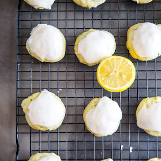 Olive Oil and Lemon Zucchini Cookies Recipe