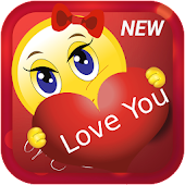 Love chat sticker