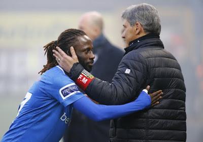 """🎥 Ndongala avant Genk - Charleroi : """"Le coach est motivé et il nous l'a fait savoir aussi"""""""