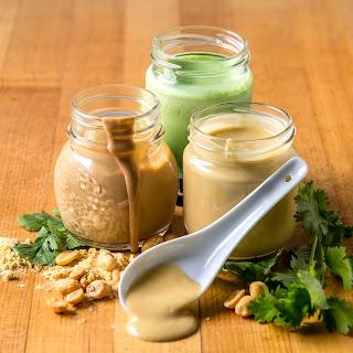 All-Purpose Easy Mustard Keto Salad Dressing.