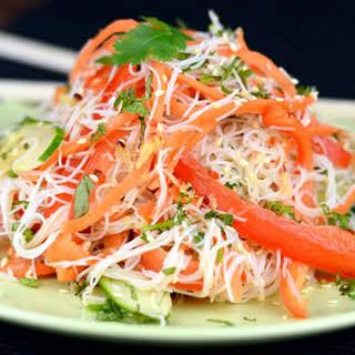 Vietnamese Vermicelli Salad Recipes.