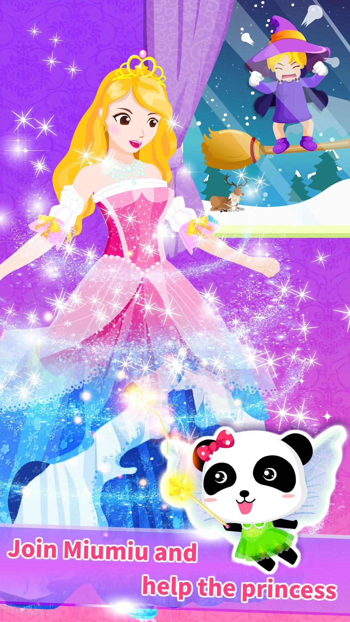 Little Panda: Princess Dress Up