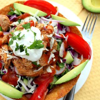 Crispy Shell Taco Salad