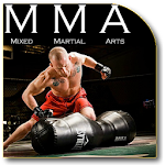 MMA Fighting Techniques Icon