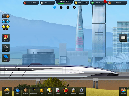 Train Station: Train Freight Transport Simulator 1.0.67.137 screenshots 5