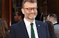 Hugh Dennis and Claire Skinner dating 'for years'